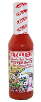 Classic Red Pepper Sauce