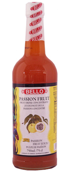 Passionfruit Drink Concentrate
