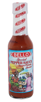 Special Pepper Sauce